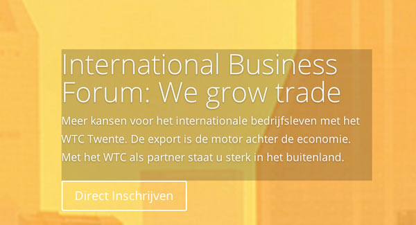 October 14, 2015 | International Business Forum 2015