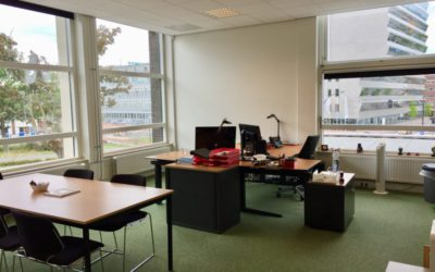 For rent: centrally located office in World Trade Center Twente